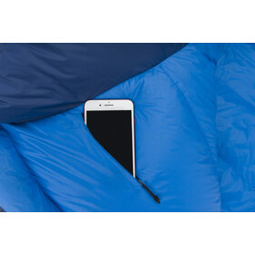 Sea to Summit Trek TkII Sleeping Bag Regular Wide, denim/navy